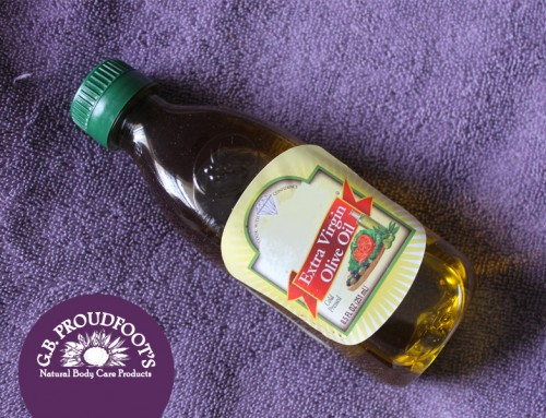 Extra Virgin Olive Oil for your Body & Skin