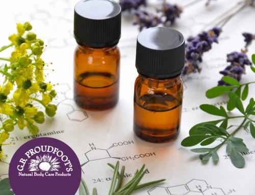 Essential Oils vs. Synthetic Fragrances