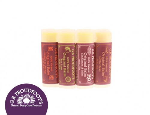 Lip Balms for Care Packages