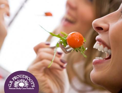 Healthy Diet = Beautiful Skin